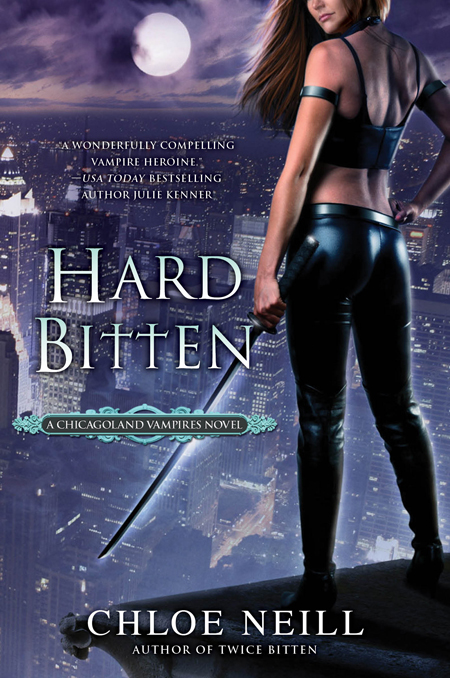 Review & Giveaway: Hard Bitten